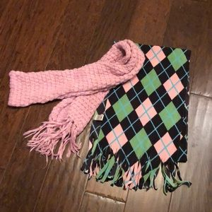 Two Old Navy Scarves